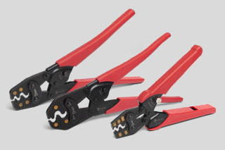 New crimping pliers (ПК): upgraded and improved