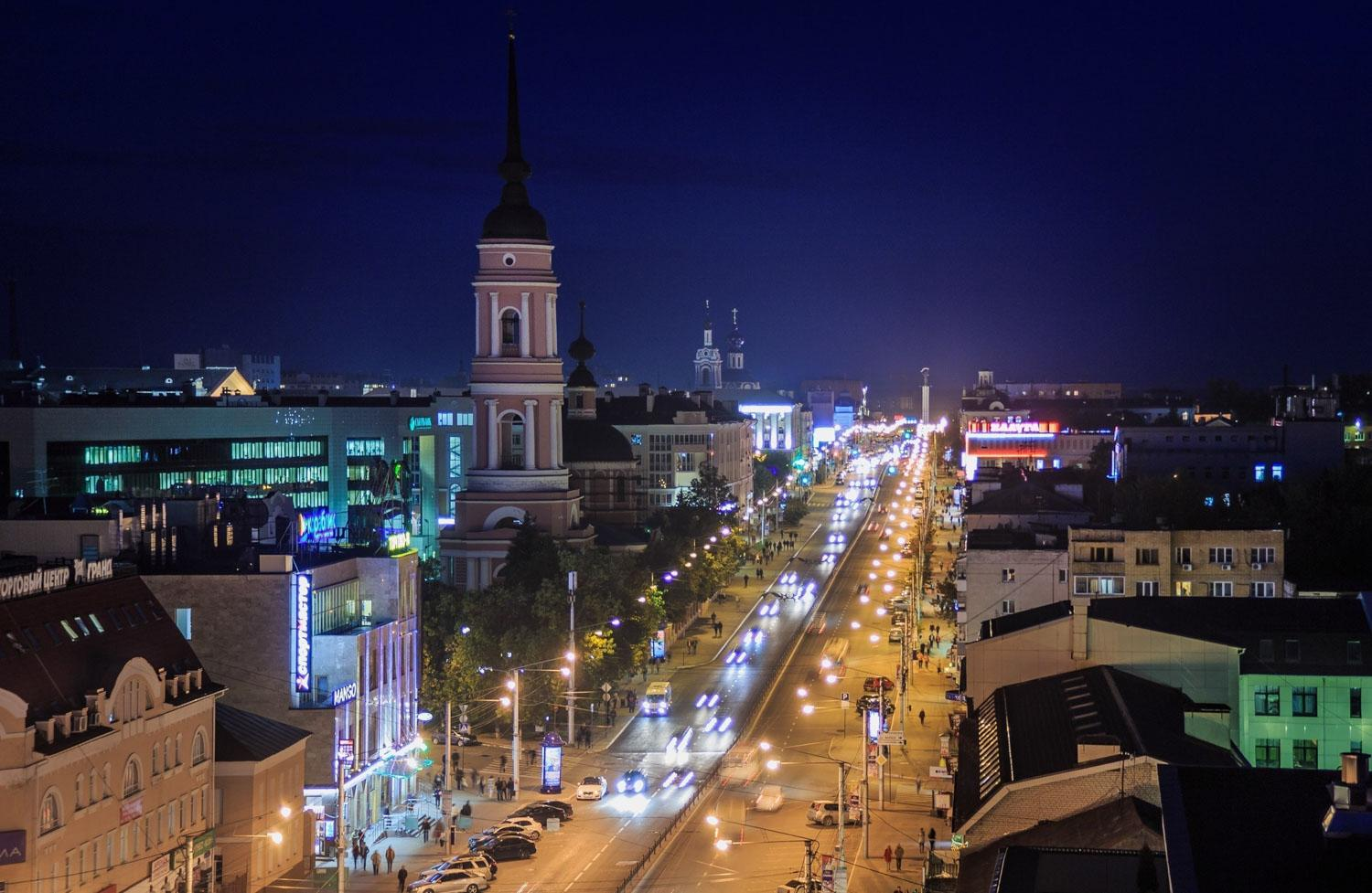 KBT love to Kaluga city