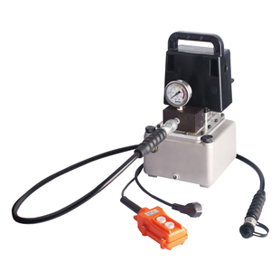 Mini battery-powered hydraulic pump ПМЭ-7020