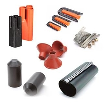 Heat shrink kits components