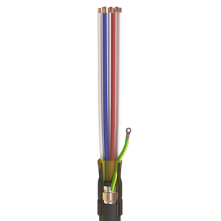 Terminations for control cables with plastic insulation up to 1kV ,  indoor installation - KKT
