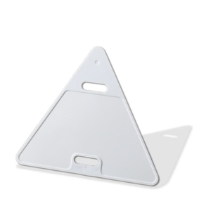 Triangle marking cable tag