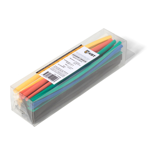 "Set of heat shrink tubes ""Colorful maxi"""