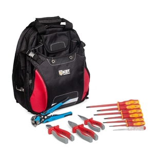 "Tool set НИЭ-09 ""Electrician's backpack"""