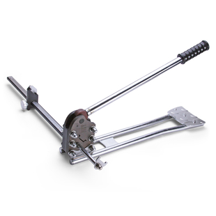 Tool for cutting DIN-bars