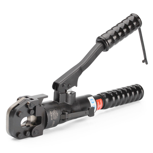 Hand-operated hydraulic rope cutter