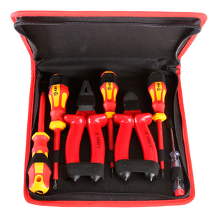 "Set of dielectric tools (7 pcs), ""Expert"" series"