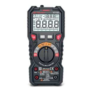 Digital multimeter with True RMS KT118A PROLINE