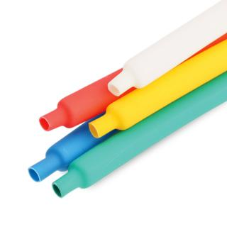 Heat shrink tubes without adhesive layer